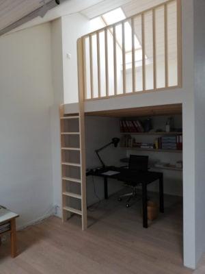Echelle-mezzanine